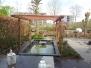 tuinaanleg breda + tuinhuis